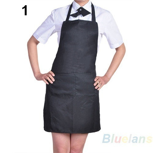 Unisex Apron With Front Pocket