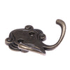 5 Pcs Stainless Wall Hanger Hook 55 mm