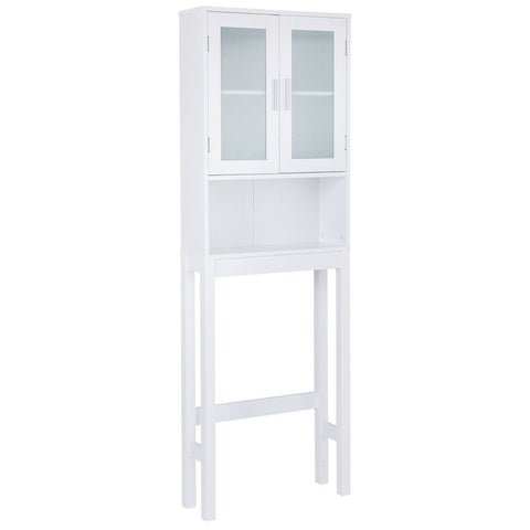 Sliding Barn Door Stand, Ivory