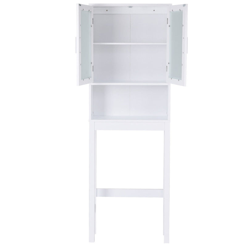 Tower Rack Cabinet over the toilet Storage