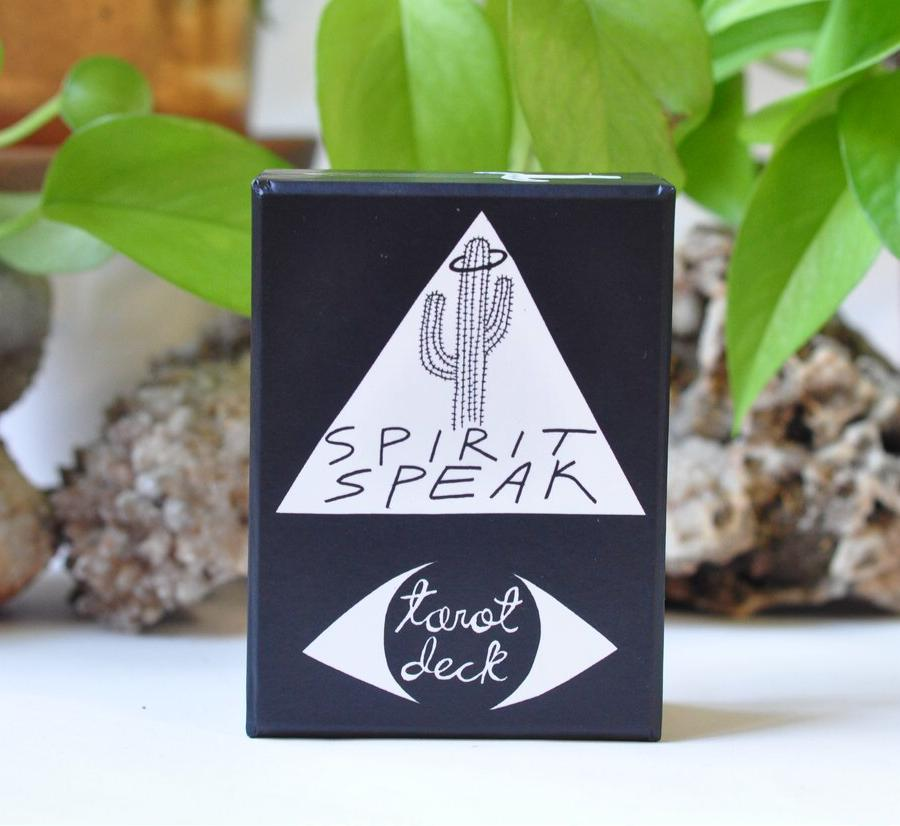 Spirit Speak Tarot Deck