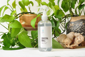 Crystal Ball Glass Cleaner
