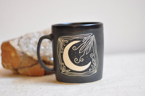 Velvety olive tarot deck pouch (larger size)