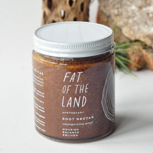 Root Nectar adaptogen honey spread