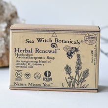Load image into Gallery viewer, Herbal Renewal Soap