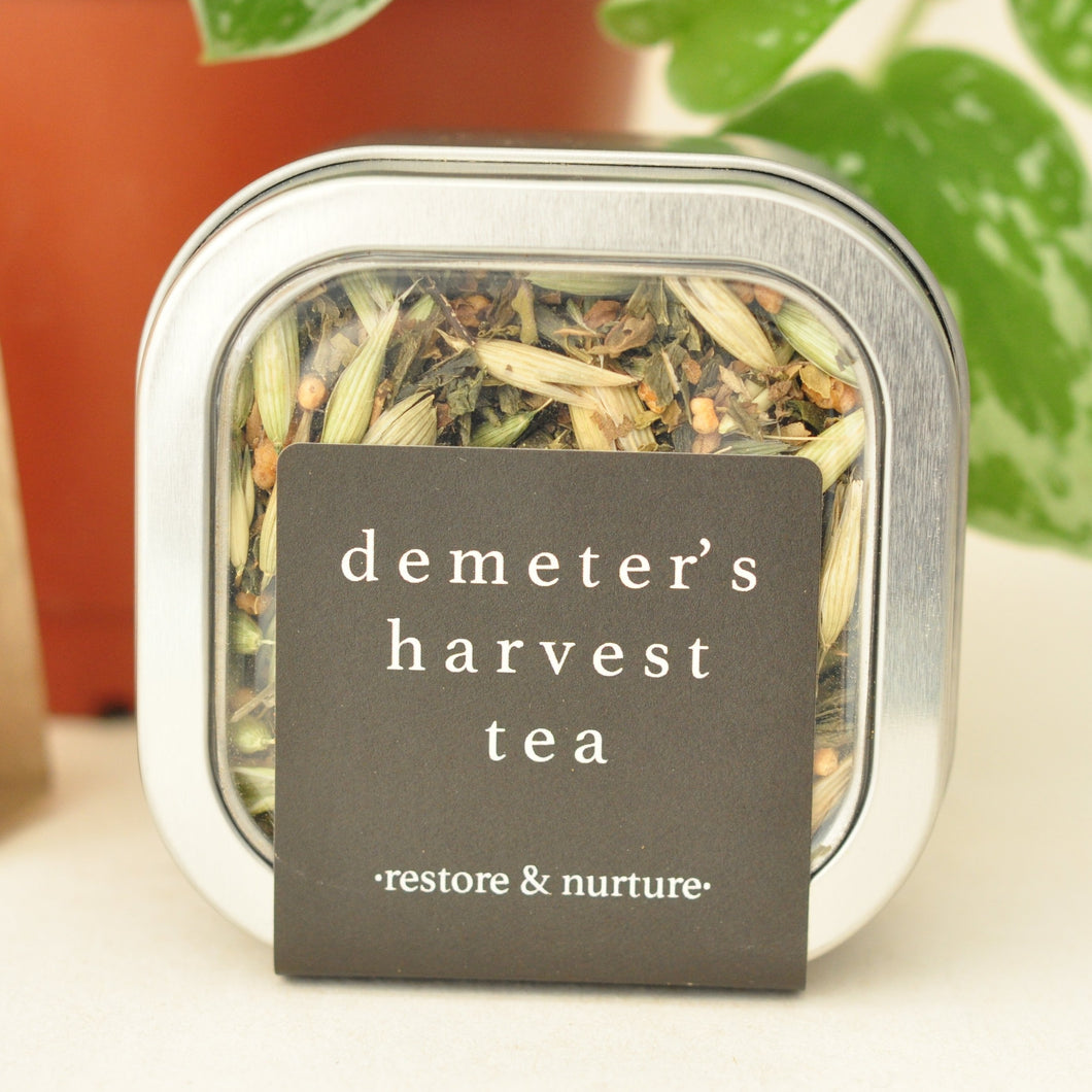 Demeter's Harvest Tea