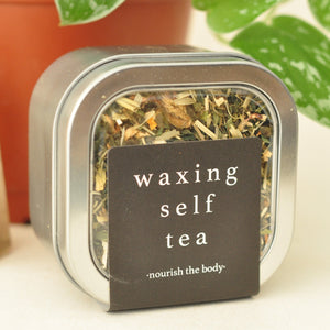 Waxing Self Tea