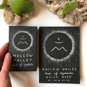 Hollow Valley Deck of Symbols (+ guidebook)