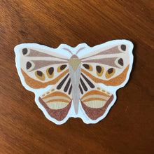 Load image into Gallery viewer, Moth Sticker