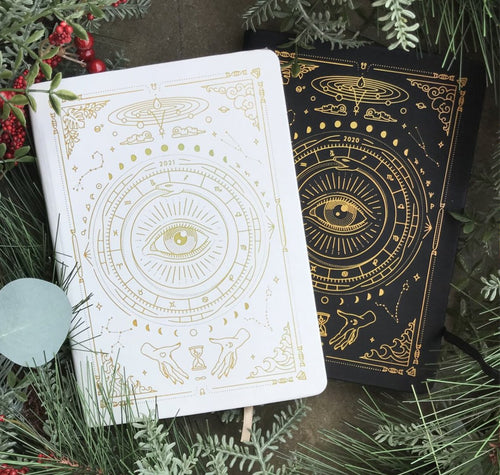 Magic of I Astrological Planner 2021! Ready to ship!