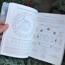 Load image into Gallery viewer, Magic of I Astrological Planner 2021! Ready to ship!