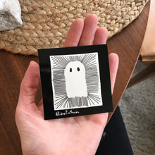 Load image into Gallery viewer, Ghost sticker