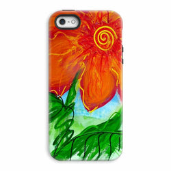 Designer Floral iPhone 5 Cases