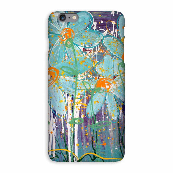Cool Floral iPhone 6 Plus Case