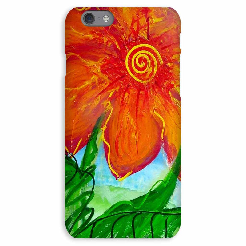 Designer Floral iPhone 6S Cases