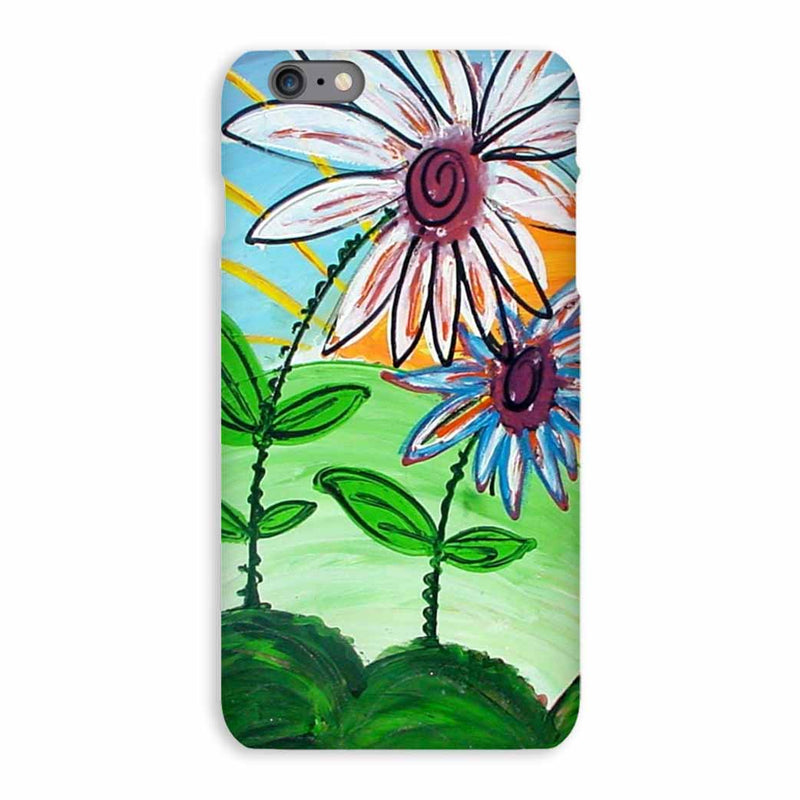 Designer Floral iPhone 6S PLUS Cases