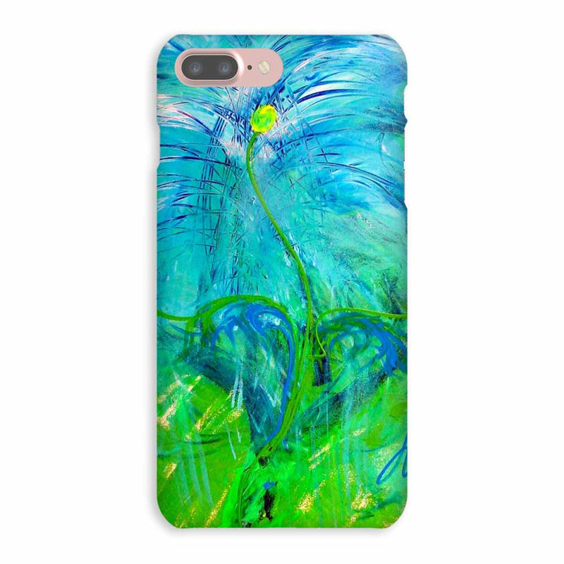 Designer Floral iPhone 7 Plus Case