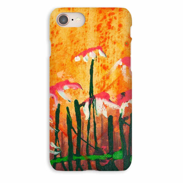 Designer Floral iPhone 8 Cases