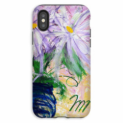 iPhone X Cases Designer Floral