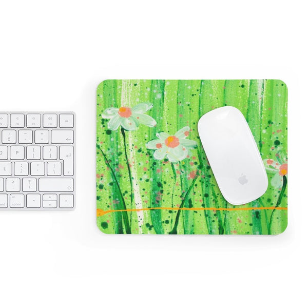 Mouse Pads - Daisy