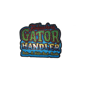 Gator Handler Patch