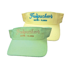 Ladies Fudpucker Visors