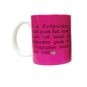 Tongue Twister Mug