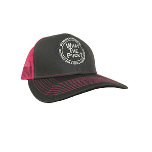 What The Puck Trucker Hats