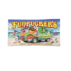 Fudpucker Beach Towel