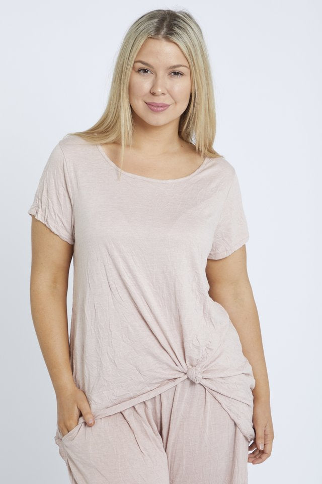 Village Short Sleeve Top