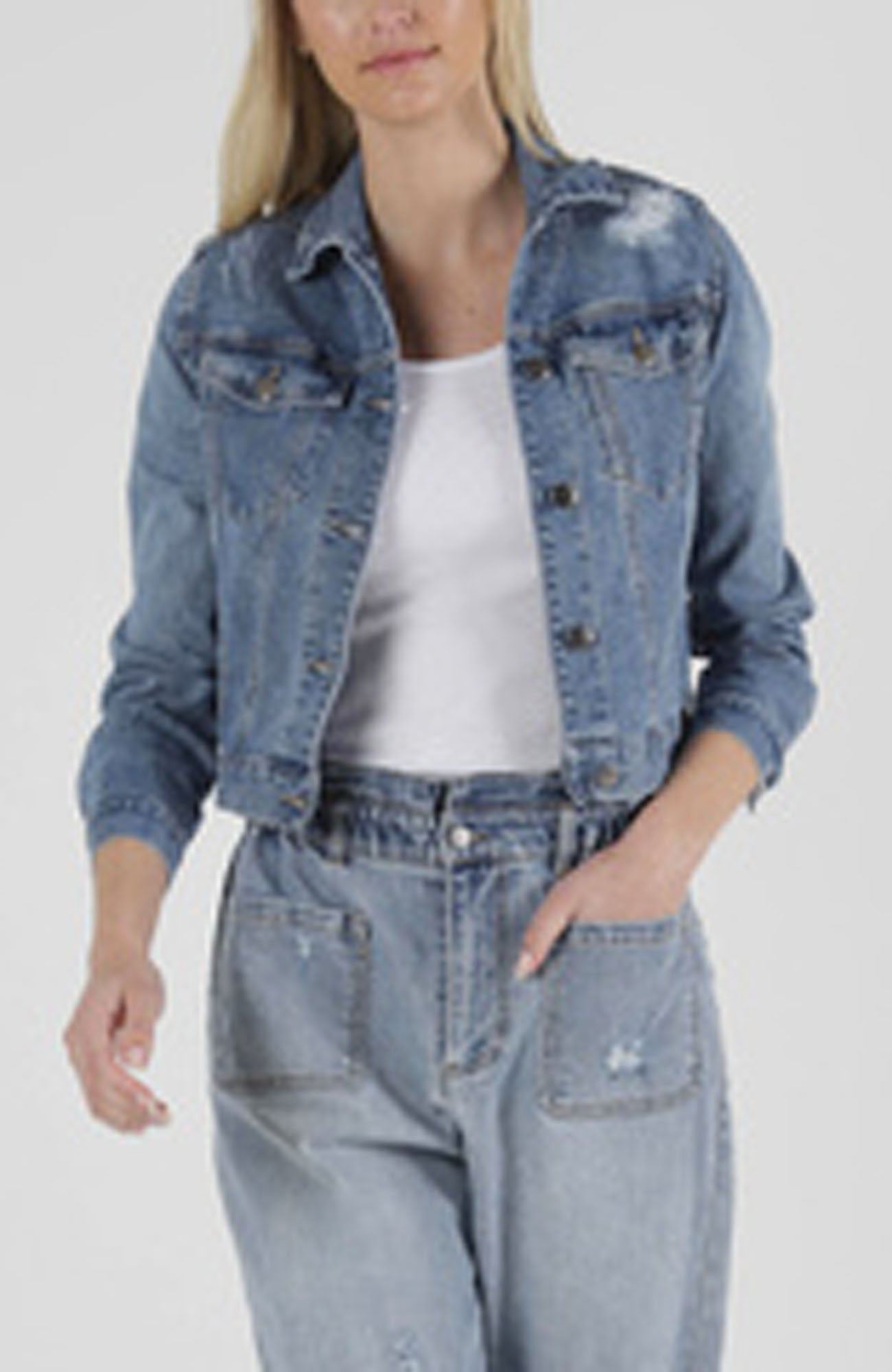 Maxie Denim Jacket