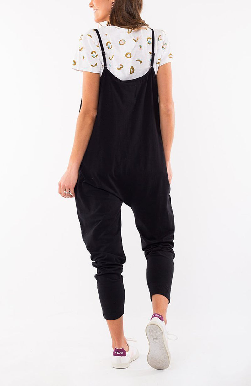 Harriet Jumpsuit - Black