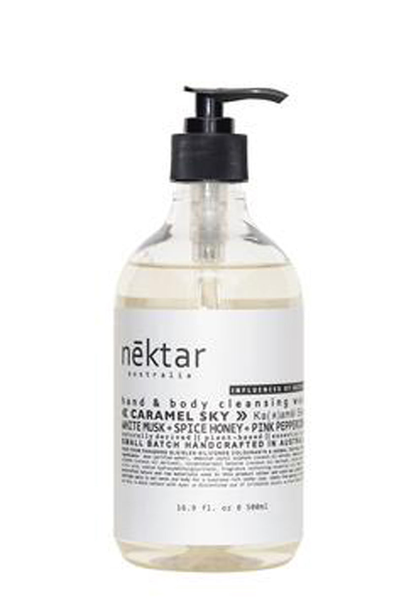 Nektar Hand and Body Cleansing Wash