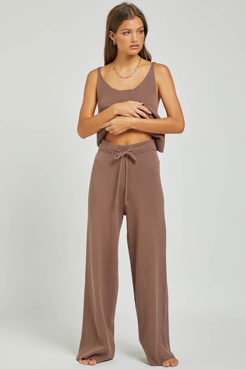 Goldie Ribbed Pant