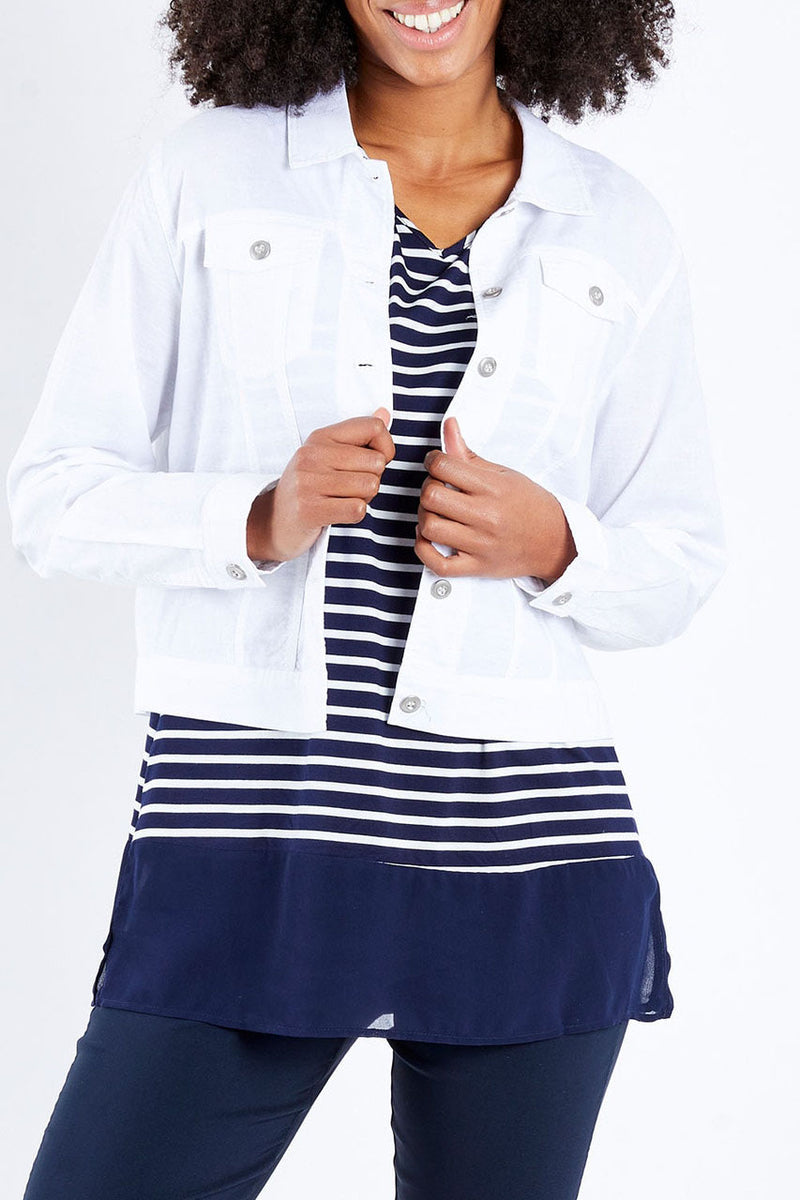 Threadz Boxy Jacket
