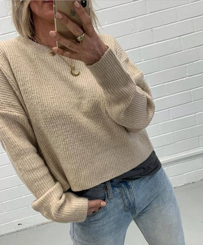 Babe Knit Jumper