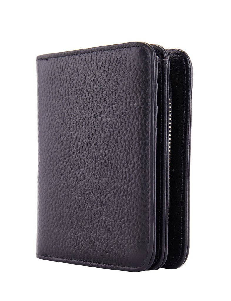 Faith Small Leather RFID Wallet