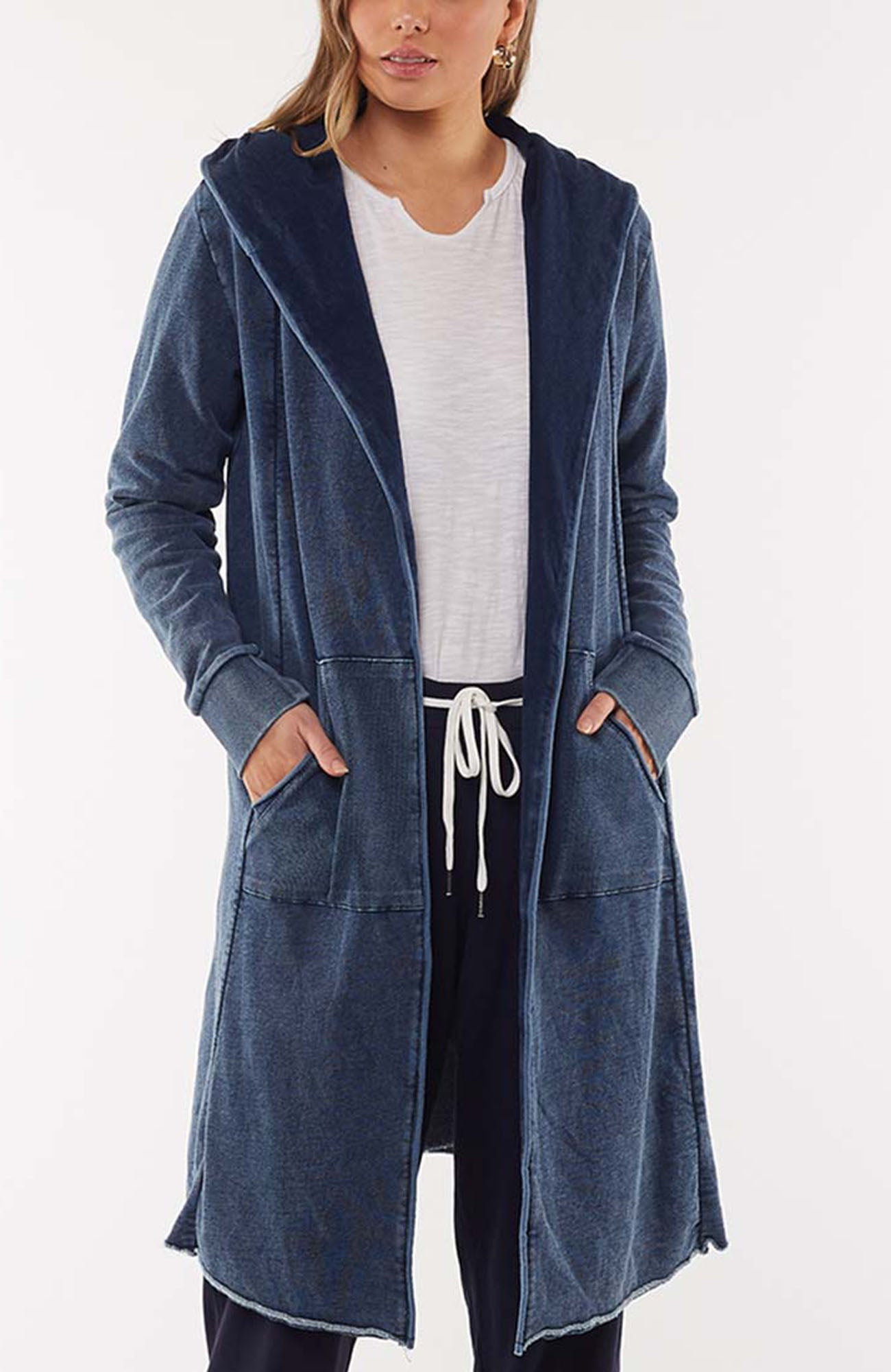 Annie Hooded Cardigan