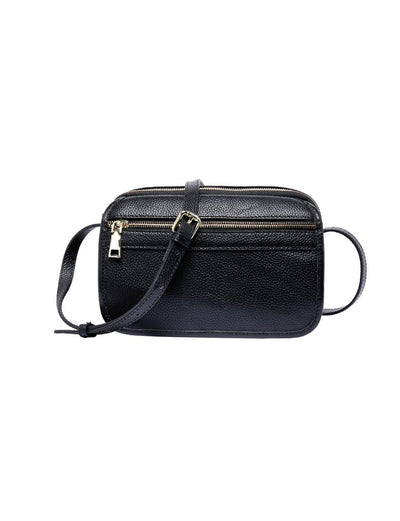 Julie Leather Cross Body Bag