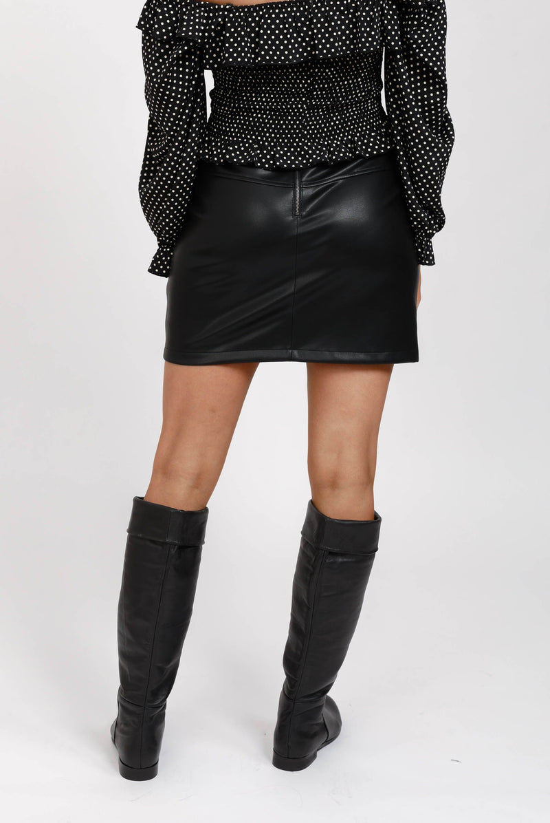 Thieves Mini Skirt