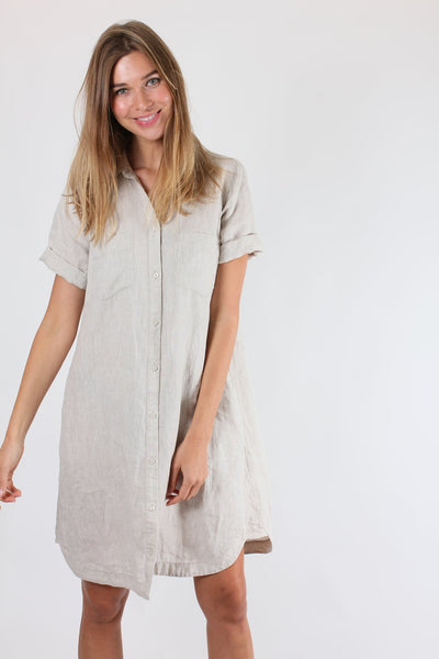 Everyday Shirt Dress