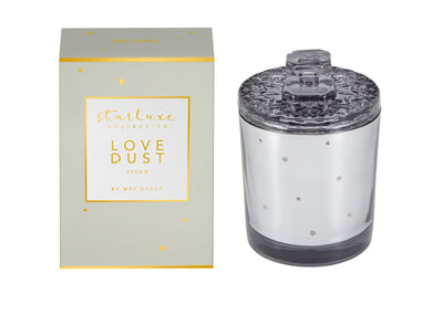 Starluxe candle