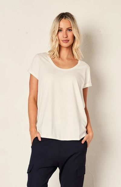 The Staple Deep Relaxed Tee