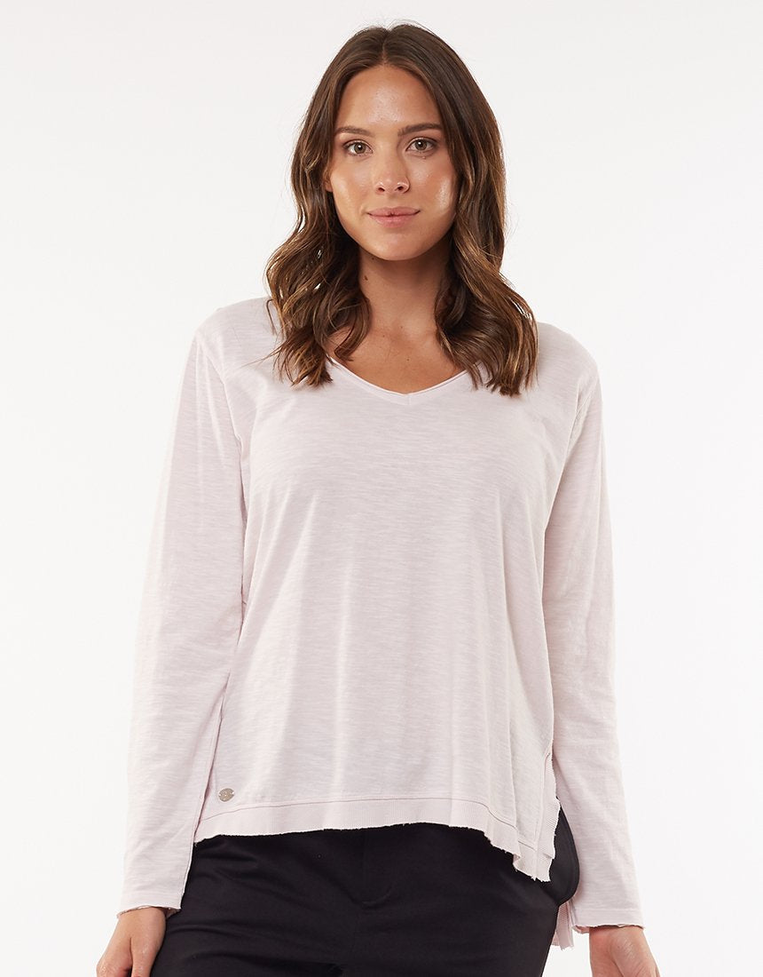 Highline Vee Neck Top