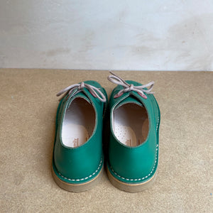 GABE LACE UP -GREEN-