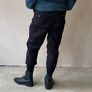 Stretchy Baggy Trousers