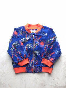 Rare Living Lobsters, Organic Cotton Jacket, Children clothes, Vild, WondrousTheatre,