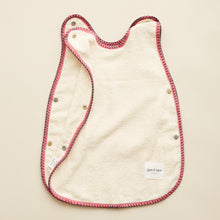 Organic Cotton Towel Sleeper by Spin & Yarn