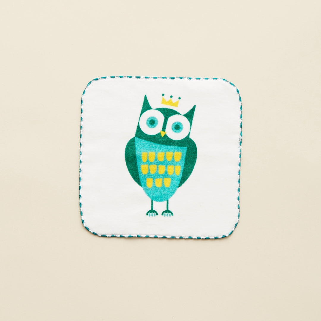 Hand towel by Spin & Yarn, muslin, spin&yarn, WondrousTheatre,