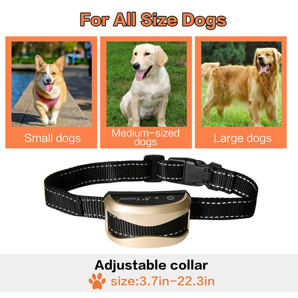 2019 New digital display dog training collar